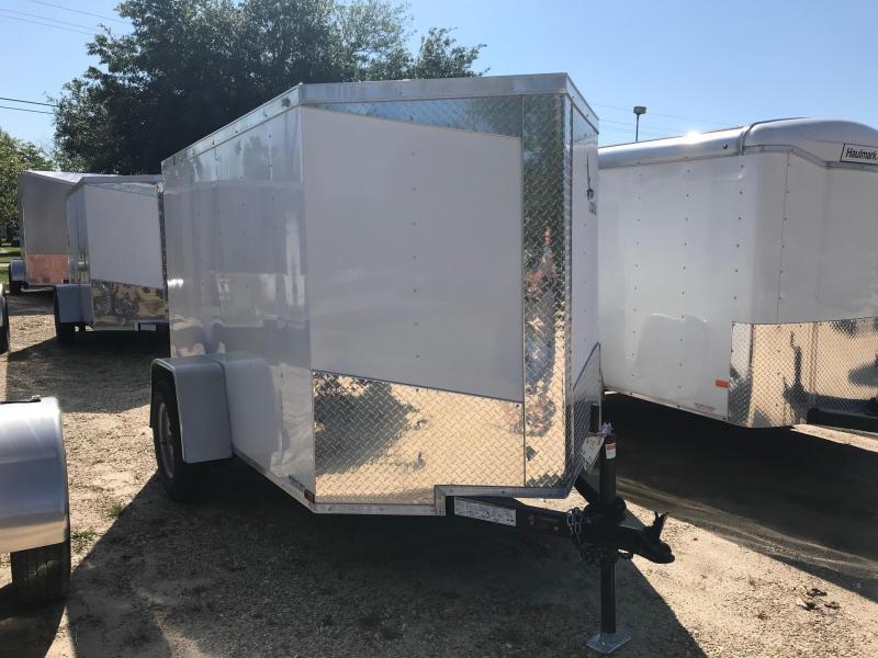 2020 Lark 5x8 Victory VN Enclosed Cargo Trailer