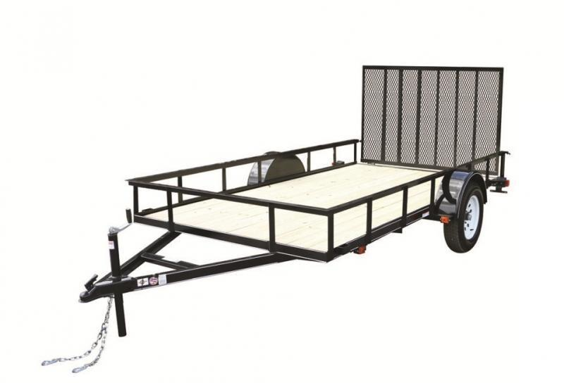 2020 Carry-On 6.4X10 GW Utility Trailer