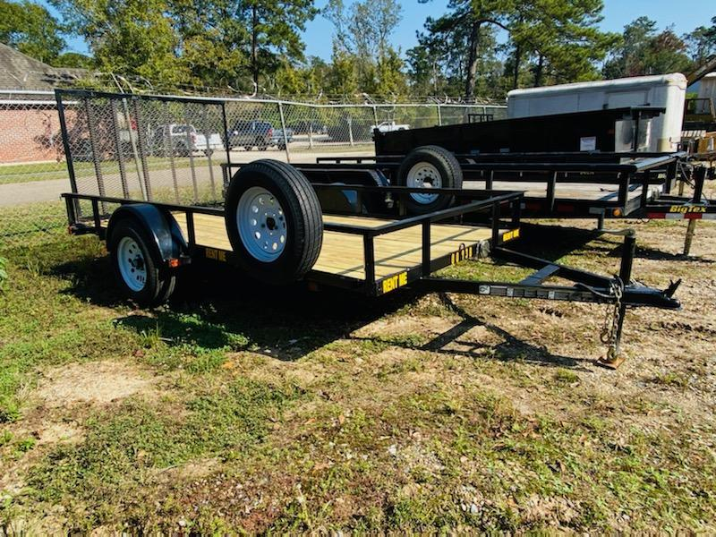 2016 Carry-On 6.5x12 RENTAL Utility Trailer