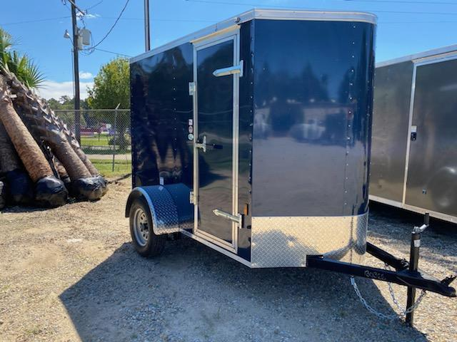 2021 Continental Cargo 05x08 SA Enclosed Cargo Trailer