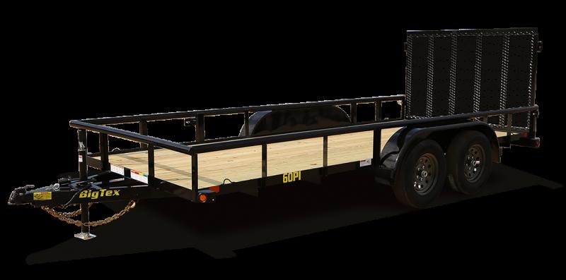 2022 Big Tex Trailers 06.05x14 60PI Utility Trailer
