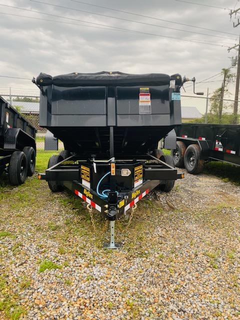 2021 Big Tex Trailers 06.10x10 90SR Dump Trailer