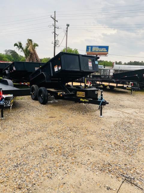 2021 Big Tex Trailers 05x10 70SR Dump Trailer