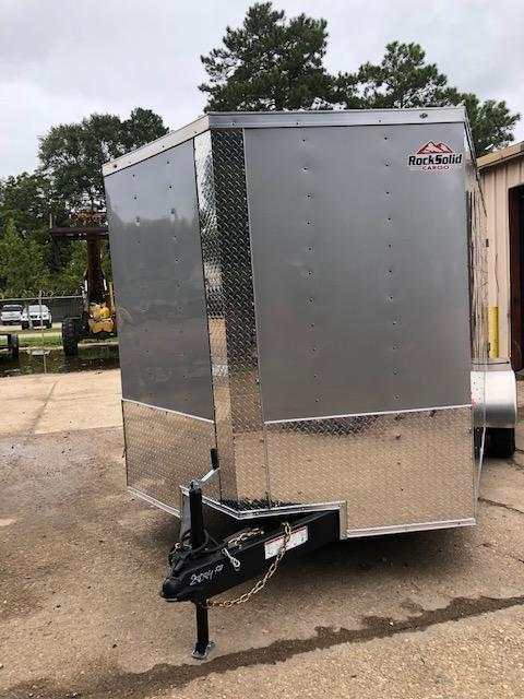 2021 Rock Solid Cargo 7x16TA Enclosed Cargo Trailer