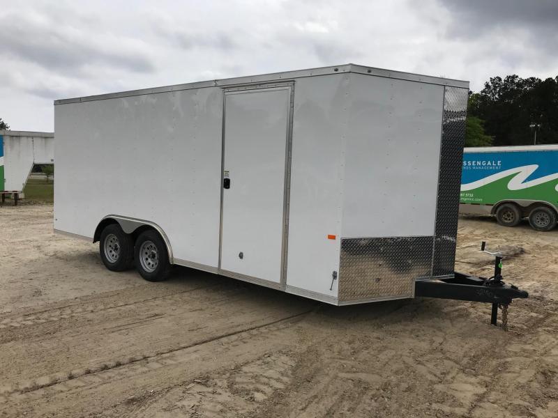 2021 Rock Solid Cargo 8.5 x 18 TA Enclosed Cargo Trailer