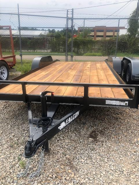 2021 Falcon 6.10x18 SDCH18 Car / Racing Trailer