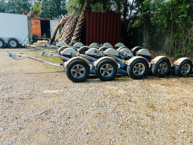 """2022 Master Tow 80"""" THDEB Tow Dolly"""