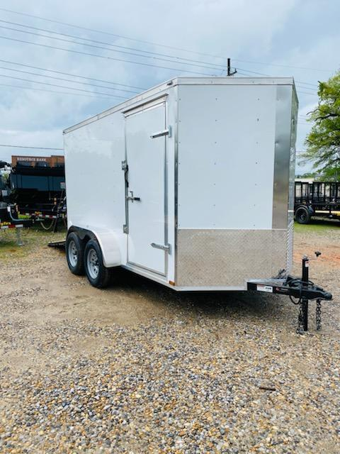 2021 Lark 06x12 Enclosed Cargo Trailer