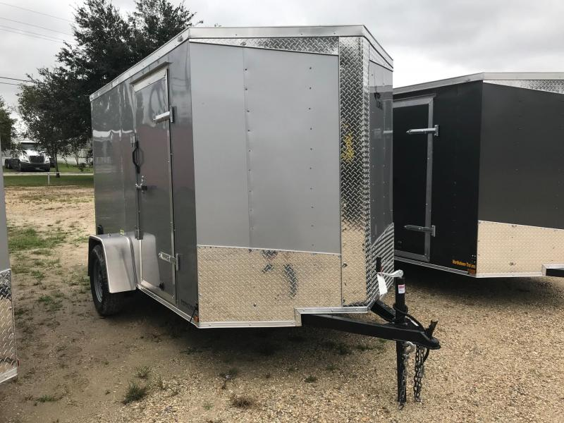 2021 Lark 6x10 Victory Enclosed Cargo Trailer