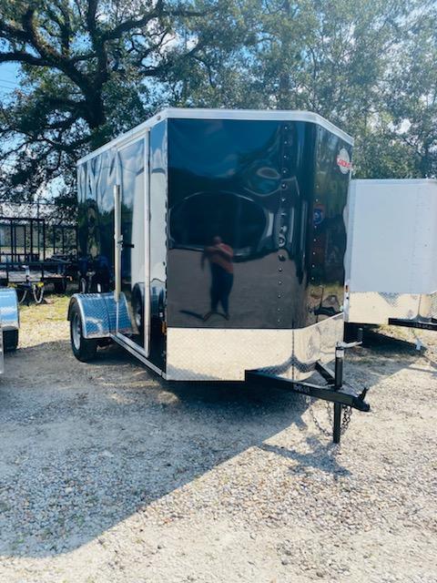 2022 Cargo Mate 10x06 SA Enclosed Cargo Trailer
