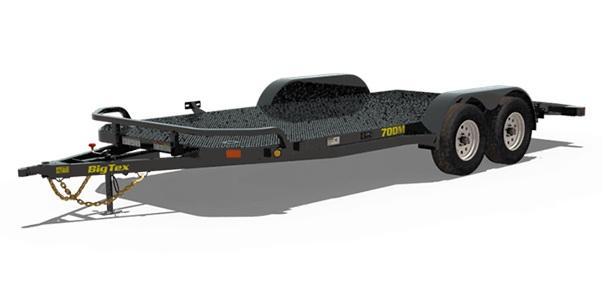 2020 6.10x18 Big Tex Trailers 70DM-18 Car / Racing Trailer