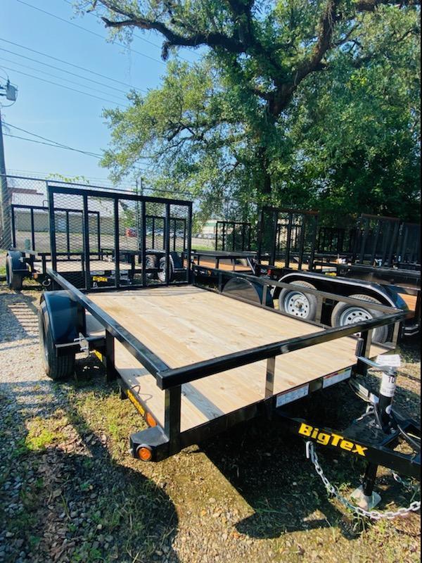 2022 Big Tex Trailers 06.05x10 35SA Utility Trailer