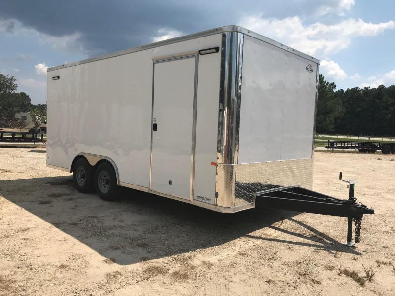 2021 Rock Solid Cargo 8.5x18 TA VN Enclosed Cargo Trailer