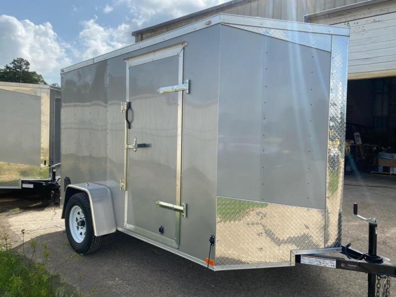 2020 Lark 06x10 SA Enclosed Cargo Trailer