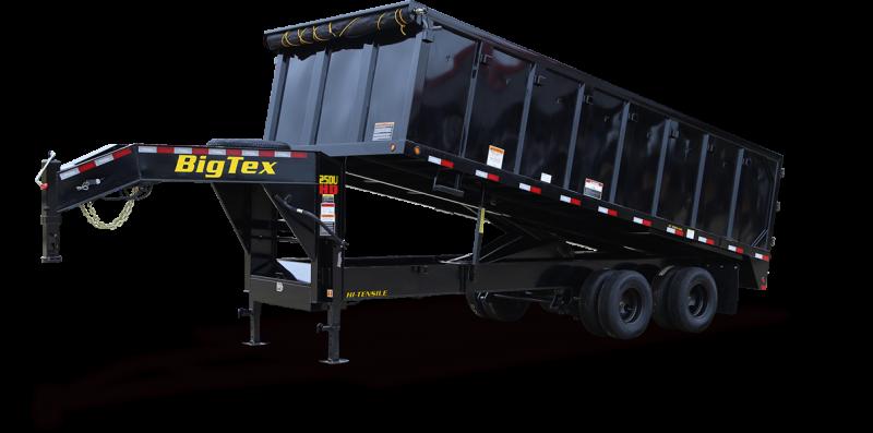 2022 Big Tex Trailers 25DU-20 Dump Trailer