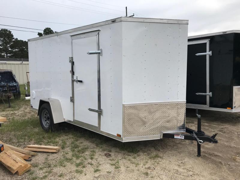 2022 Lark 6x12 SA Enclosed Cargo Trailer