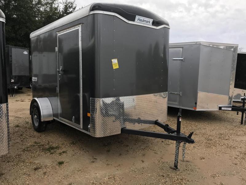 2021 Haulmark 6x10 Transport Enclosed Cargo Trailer