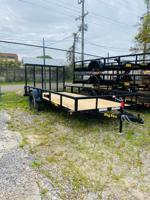 2021 Big Tex Trailers 06.05x14 35SA Utility Trailer