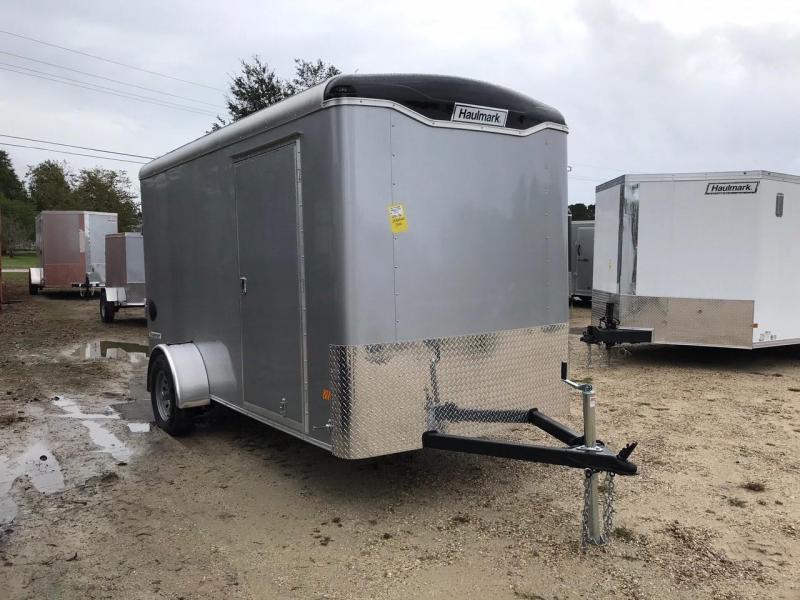 2021 Haulmark 6x12 Transport Enclosed Cargo Trailer