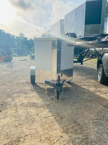 2021 Rock Solid Cargo 04x06 SA Enclosed Cargo Trailer