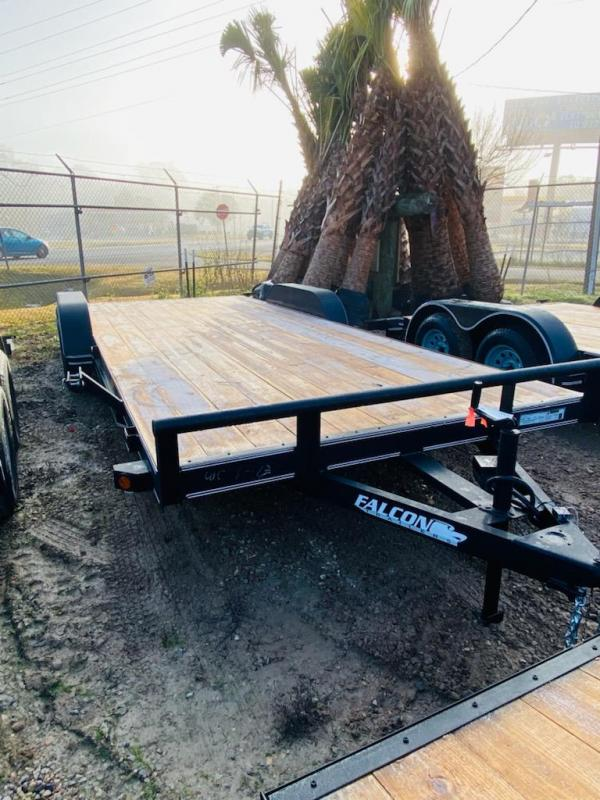 2021 Falcon 06.10x20 HCH Car / Racing Trailer
