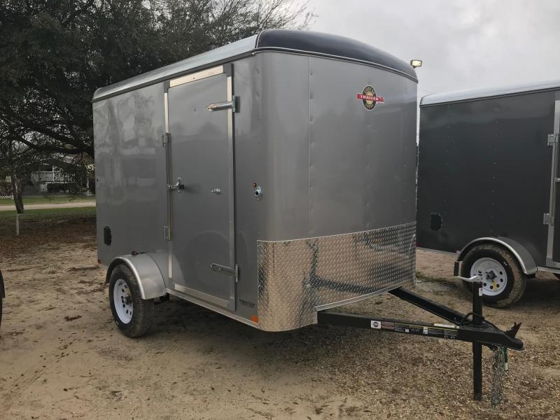 2021 Carry-On 6X10CGR Enclosed Cargo Trailer