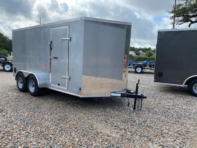 2020 Lark 07x14 TA Enclosed Cargo Trailer