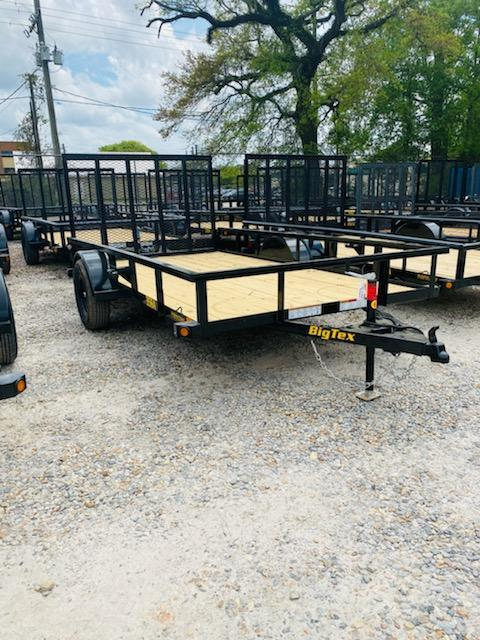 2021 Big Tex Trailers 06.05x12 35SA Utility Trailer