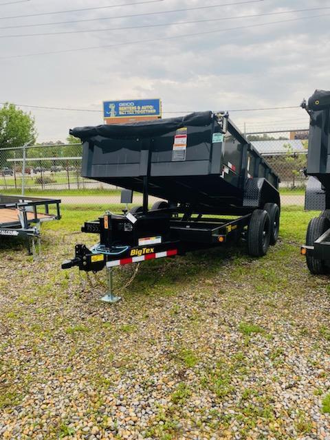2021 Big Tex Trailers 06.10x12 90SR Dump Trailer