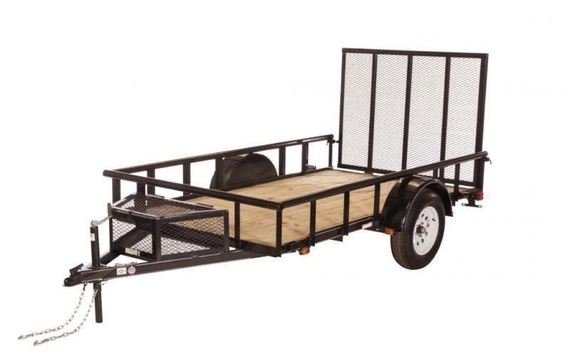 2021 Carry-On 5.5X10GWPTLED Utility Trailer