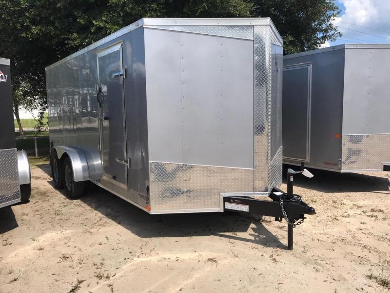 2020 Lark 7x16 TA VN Enclosed Cargo Trailer