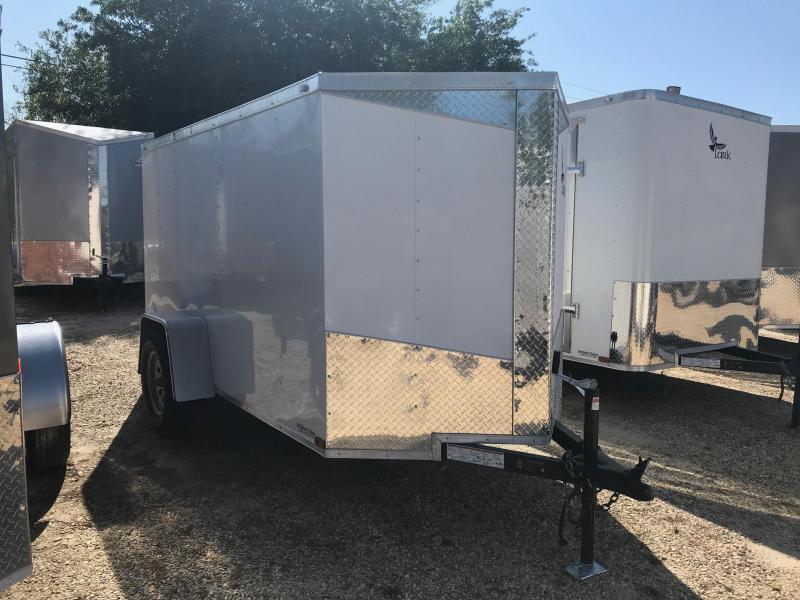 2020 Lark 5x10 Victory VN Enclosed Cargo Trailer