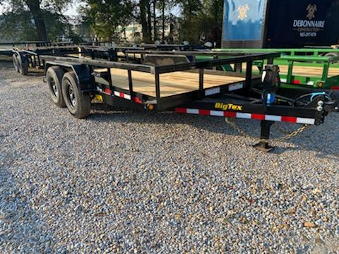 2021 Big Tex Trailers 06.10x16 14PI Utility Trailer