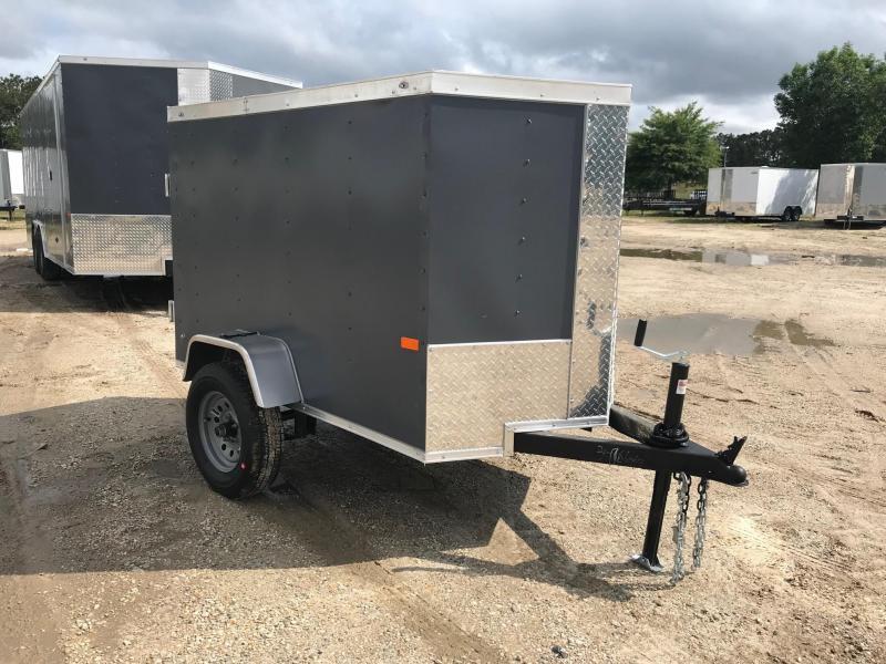 2021 Rock Solid Cargo 4 x 6 SA Enclosed Cargo Trailer