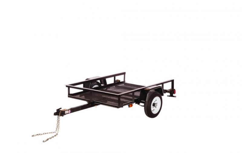 2020 Carry-On Tilt 4X6T Utility Trailer
