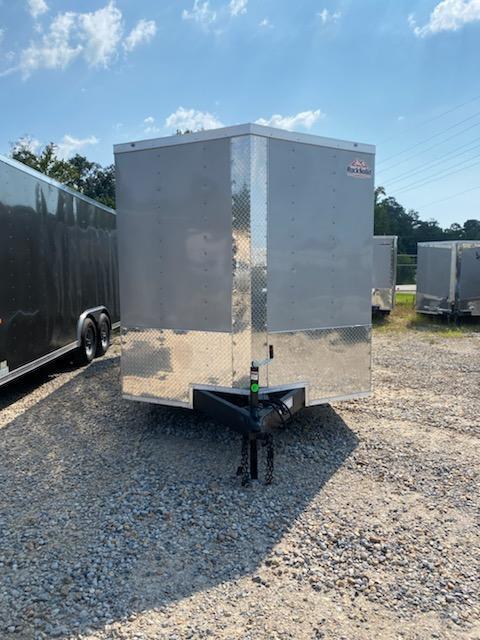 2021 Rock Solid Cargo 07x18 TA Enclosed Cargo Trailer