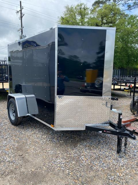 2021 Lark 05x08 Enclosed Cargo Trailer