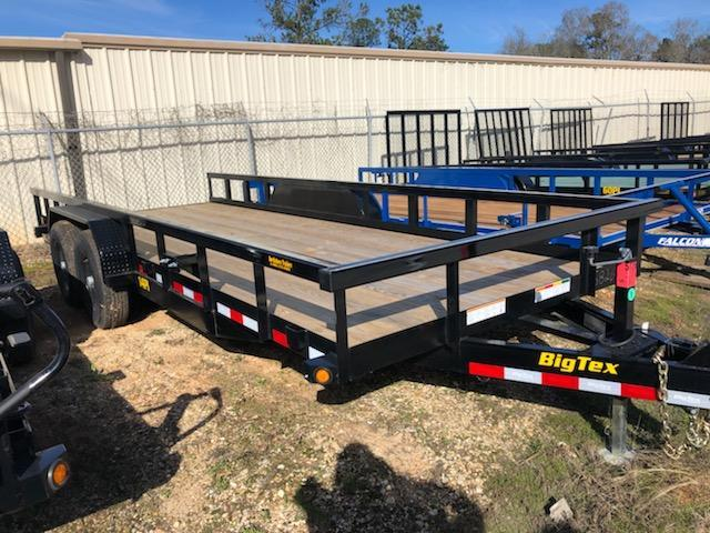 2021 Big Tex Trailers 06.10x20 14PI Utility Trailer