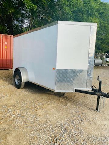 2021 Rock Solid Cargo 05x10 SA Enclosed Cargo Trailer