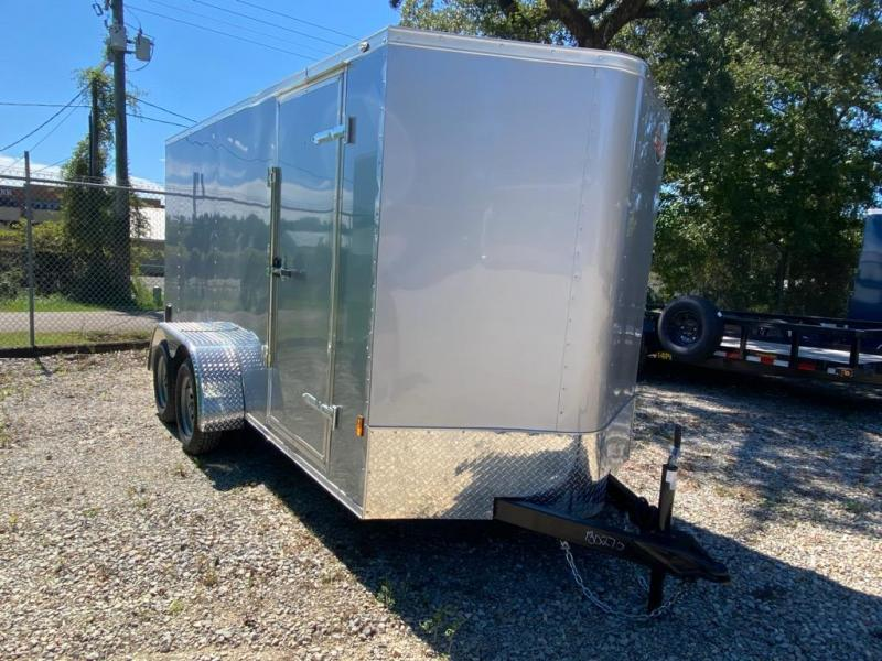 2021 Continental Cargo 06x14 TA Enclosed Cargo Trailer