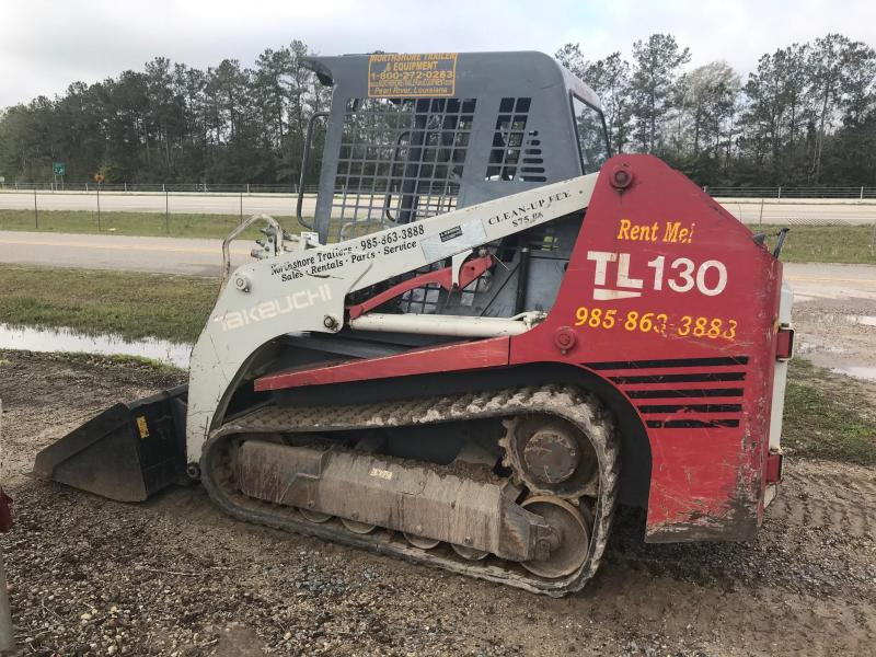 2016 Other Rental Takeuchi TL130 Earth Mover