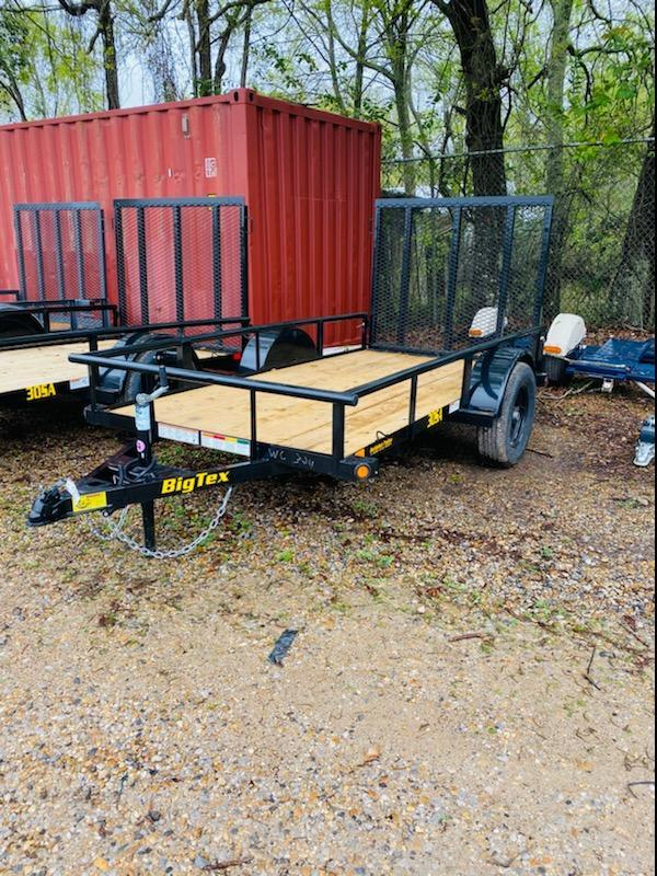 2021 Big Tex Trailers 05x10 SA Utility Trailer