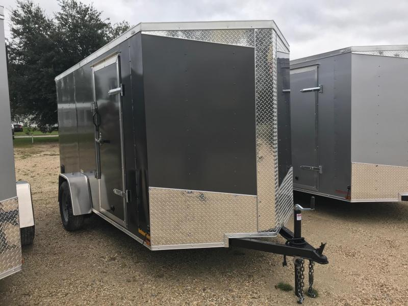 2021 Lark 6x12 Victory Enclosed Cargo Trailer