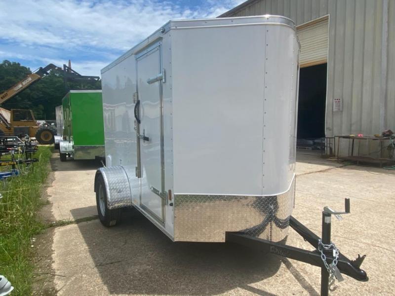 2021 Cargo Mate 05x08 SA Enclosed Cargo Trailer