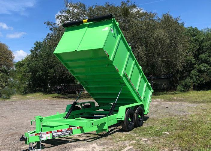 2021 DUMP TRAILERS BUY FACTORY DIRECT AND SAVE BIG