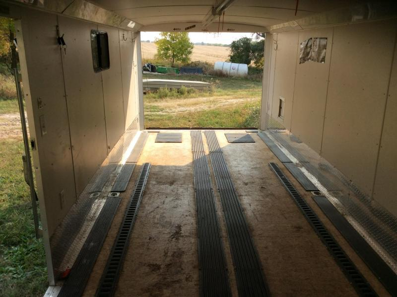 2011 RC Trailers 22' + 5 Enclosed Cargo Trailer