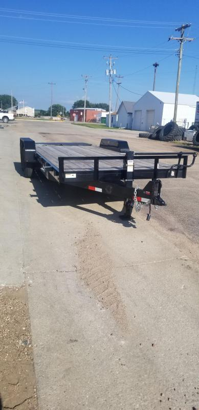 2020 H and H Trailer equipment trailer Equipment Trailer