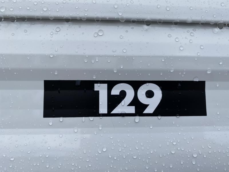 2022 Sunset Park RV Mfg. Sunray Sport SUNRAY SPORT 129 Travel Trailer