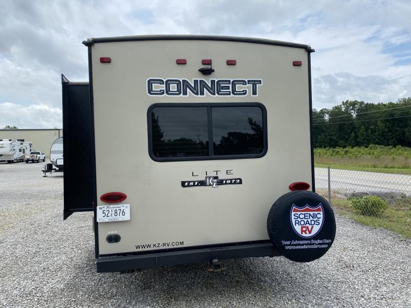 2017 Silver Lite CONNECT LITE C231RL Travel Trailer