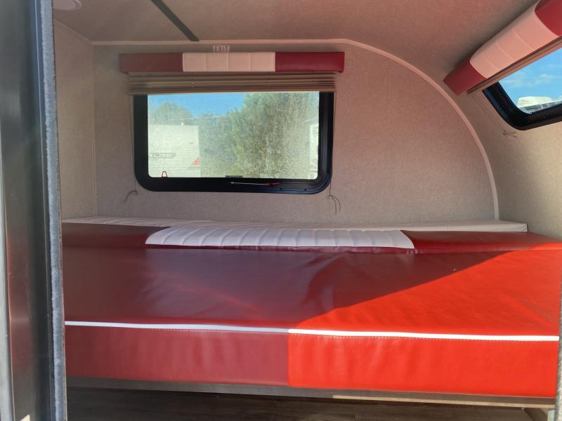 2022 Sunset Park RV Mfg. Sunray Sport SUNRAY SPORT 109 Travel Trailer